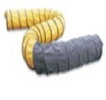 Flexibele gain 3,0m - 305mm + Aansluitkit